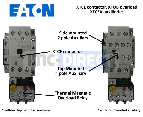 EATON XTCE Frame C