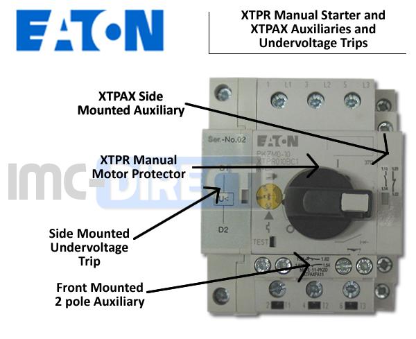 XTPR Manual Starter