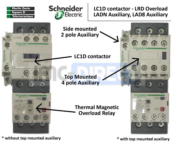 LC1D Contactor