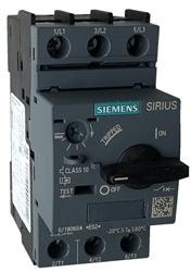 Siemens 3rv2021 1aa10 manual motor starter adjustable from for Siemens manual motor starter