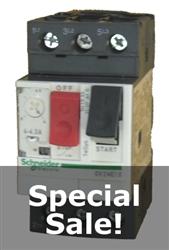 Gv2me10 Schneider Electric Manual Motor Starter Circuit