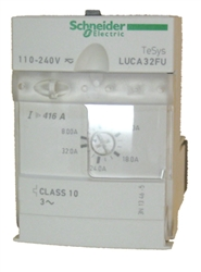 Schneider electric luca32fu motor starter module for Schneider motor starter selection guide