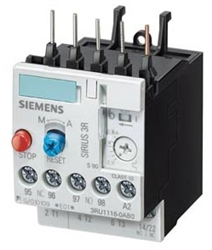 Siemens 3ru1116 1eb0 Overload Relay For 3rt Size S00 Contactos