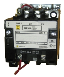 definite purpose contactor wiring diagram square d 8502sco2 size 1 nema rated 27 amp    contactor     square d 8502sco2 size 1 nema rated 27 amp    contactor