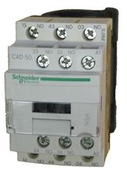 Cad50b7 Schneider Electric Telemecanique 10 Amp 5 Pole
