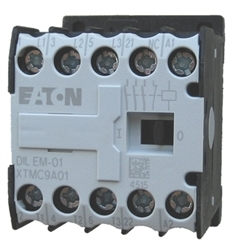 Moeller Dilem 01 24v50 60hz Miniature Contactor Rated At