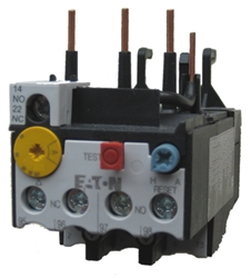 Eaton Xtob001cc1 Overload Relay Adjustable From 0 60 1 Amps